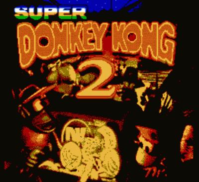Hi-Game 1999 - Super Donkey Kong 2