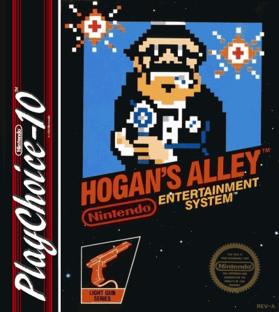 Hogan's Alley (PC10)