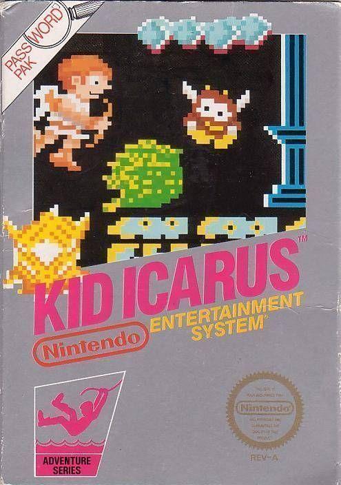 Icarus In The Hood (Kid Icarus Hack)