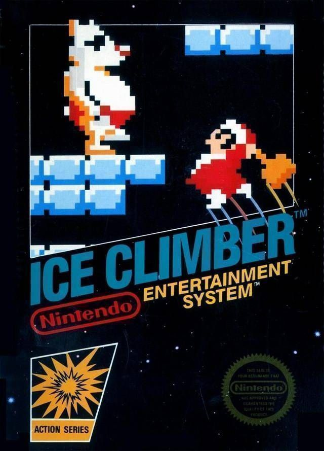 Ice Climber (FDS Hack)