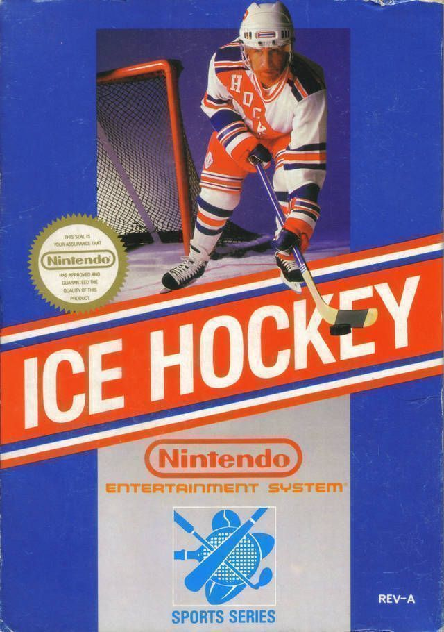 Ice Hockey (FDS Hack)