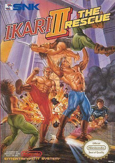 Ikari 3 - The Rescue