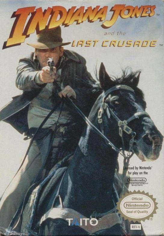 Indiana Jones And The Last Crusade (Taito)