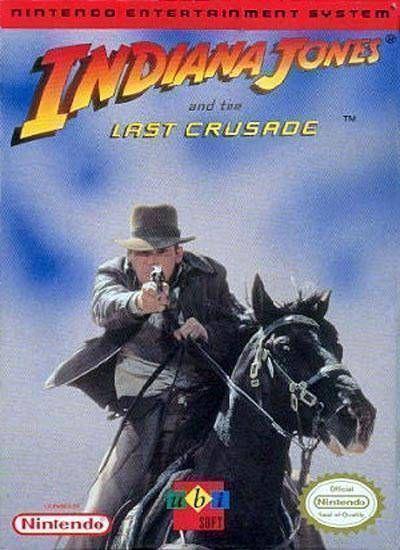 Indiana Jones And The Last Crusade (UBI Soft)