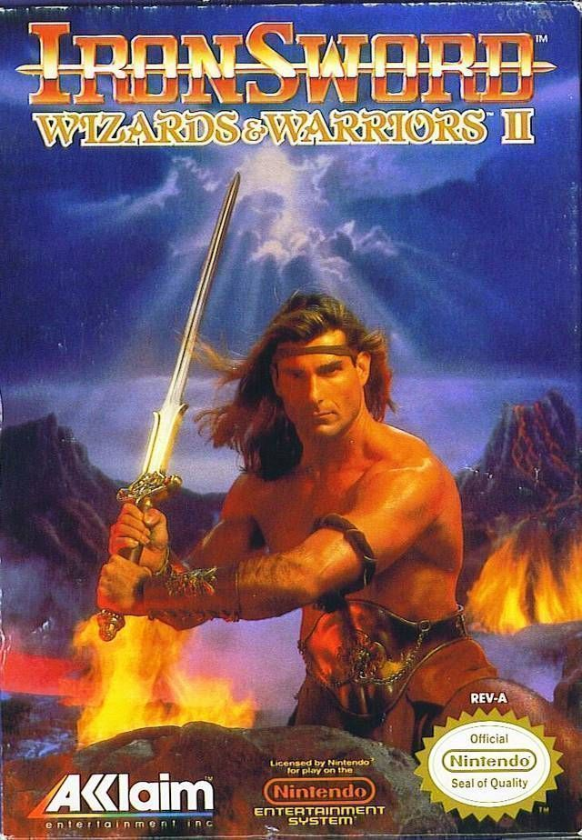 Ironsword - Wizards & Warriors 2