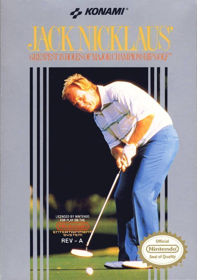 Jack Nicklaus' Greatest 18 Holes Of Champ. Golf