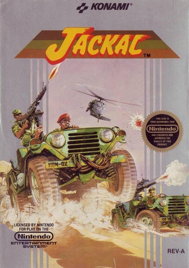 Jackal [T-Port]