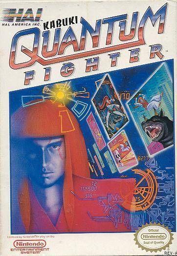Kabuki - Quantum Fighter [h1]
