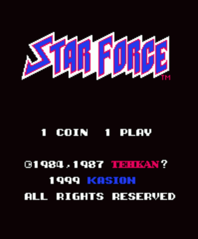 Kaison Star Force (Hack)