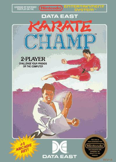 Karate Champ [T-Span0.99]