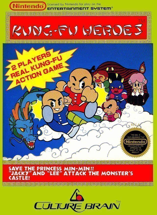 Kung-Fu Heroes