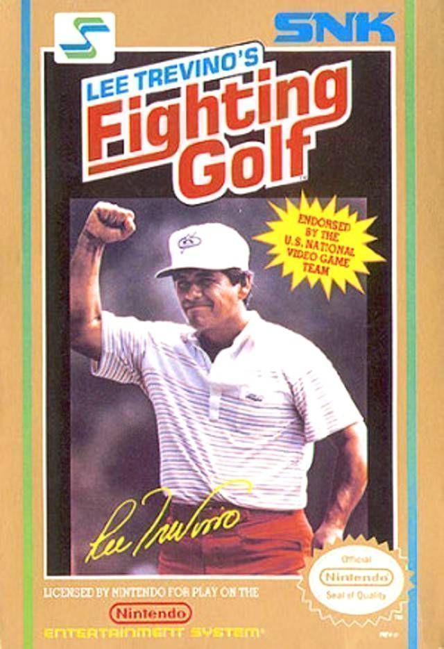 Lee Trevino's Fighting Golf [h1]