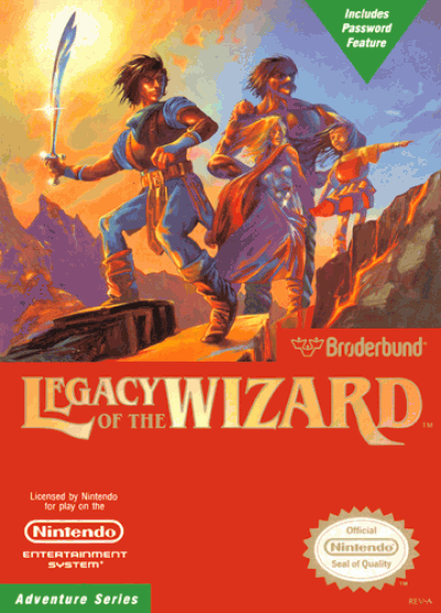 Legacy Of The Wizard