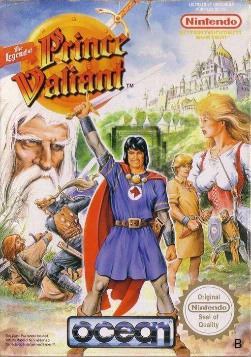 Legend Of Prince Valiant, The