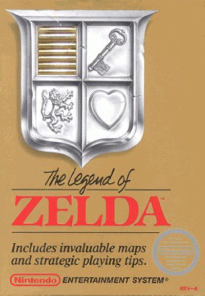 Legend Of Zelda, The [T-German]