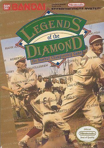 Legends Of The Diamond