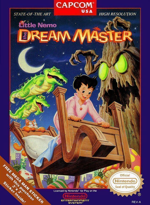 Little Nemo - The Dream Master [T-Swed]