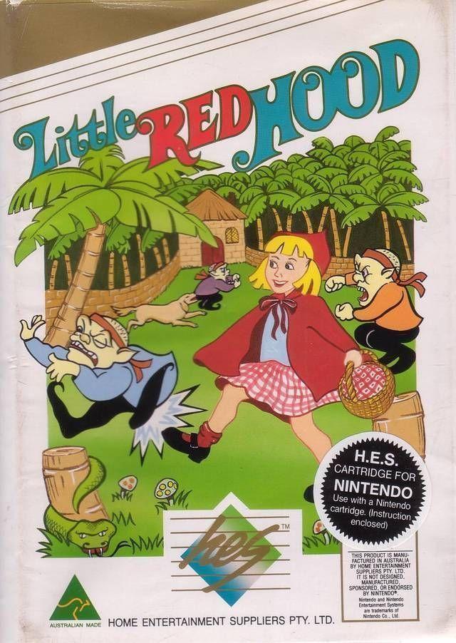 Little Red Hood (Xiao Hong Mao) (Joy Van)