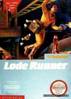 Lode Runner [T-Port]