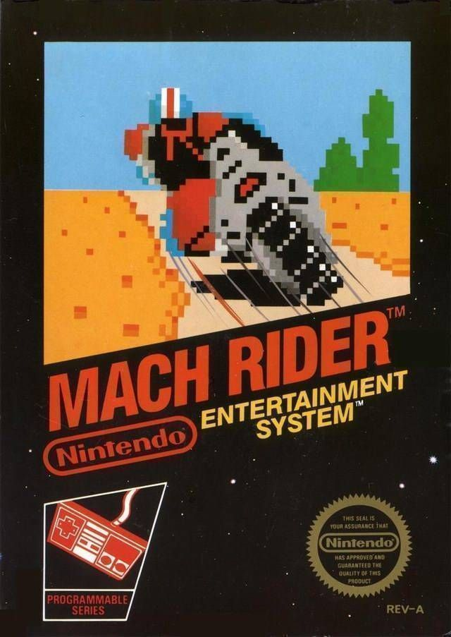 Mach Rider (JU)