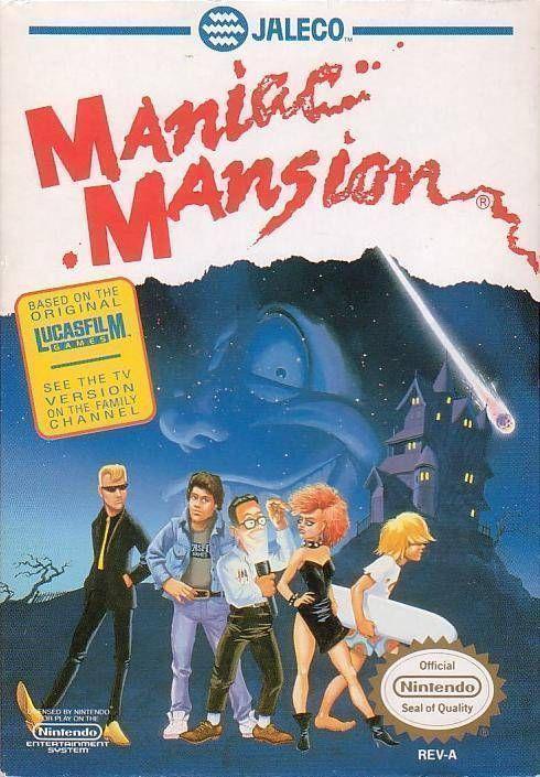 Maniac Mansion (SW)