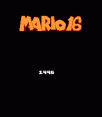 Mario 16 [a1]