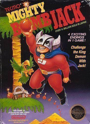 Mario Bomb Jack (Hack)