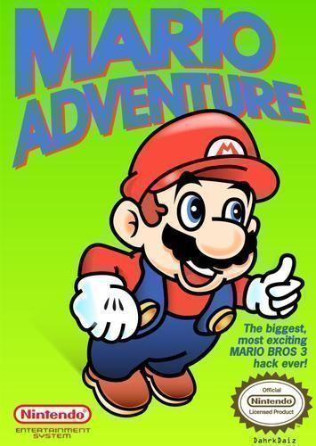 Mario's Adventure (SMB1 Hack)