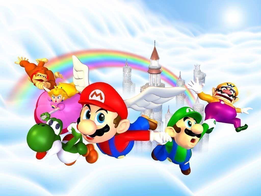 Mario's Castle (SMB1 Hack)