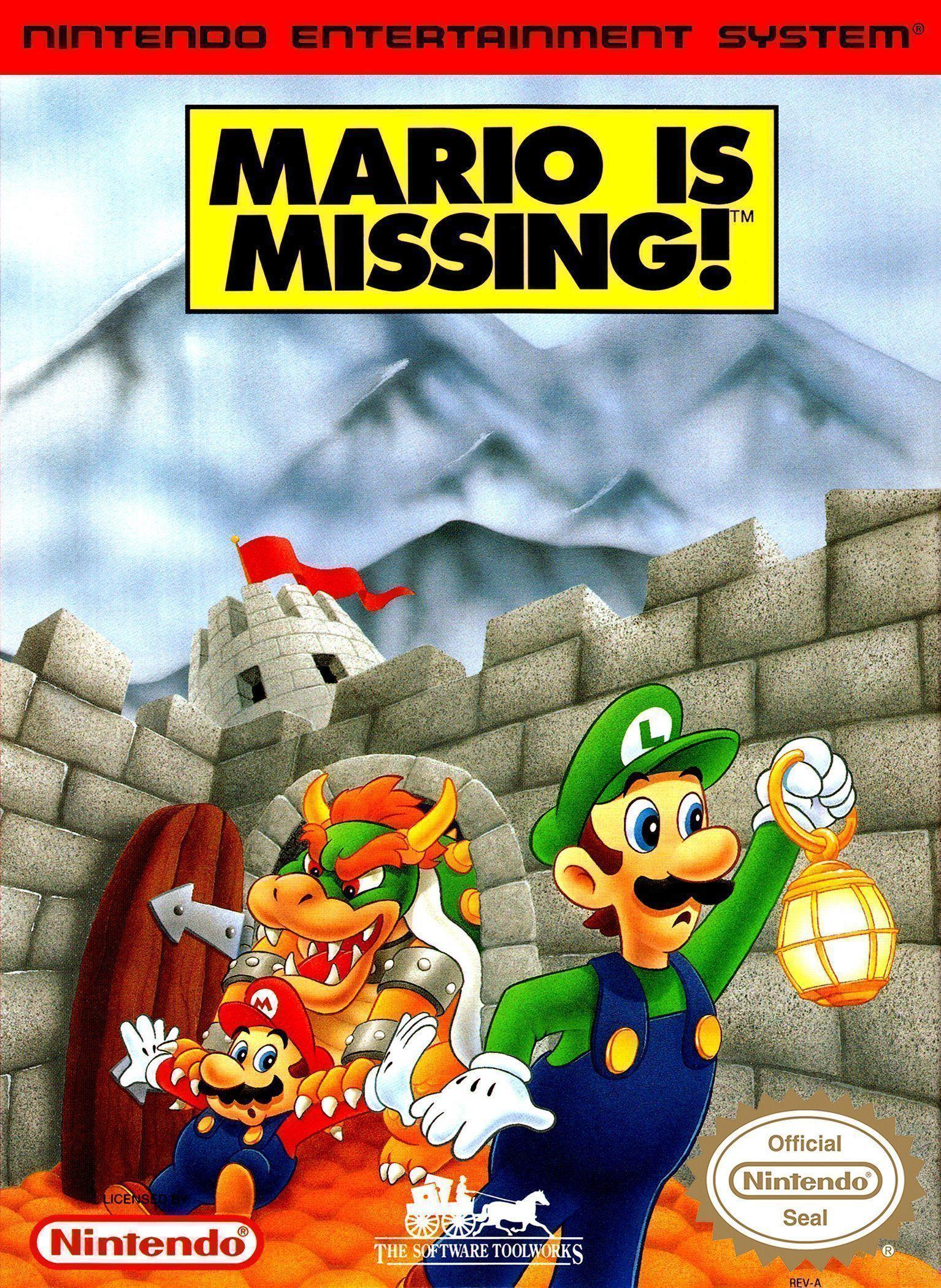 Mario's Hood (SMB1 Hack)
