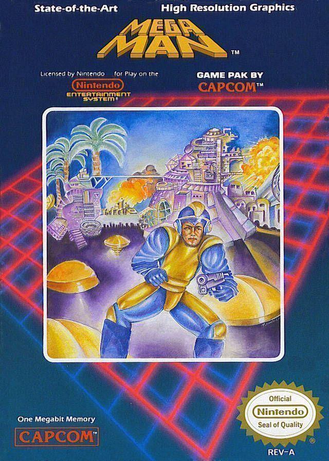 Mega Man 1977 (Hack)