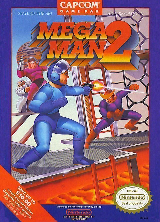 Mega Man 2 [T-Port]