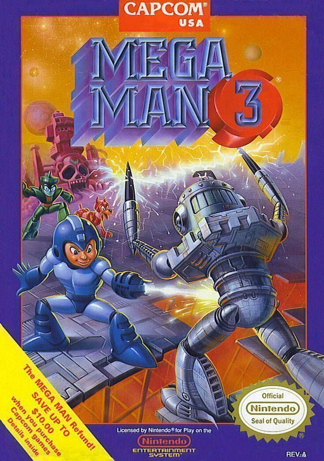 Mega Man 3 Enhanced (Hack)