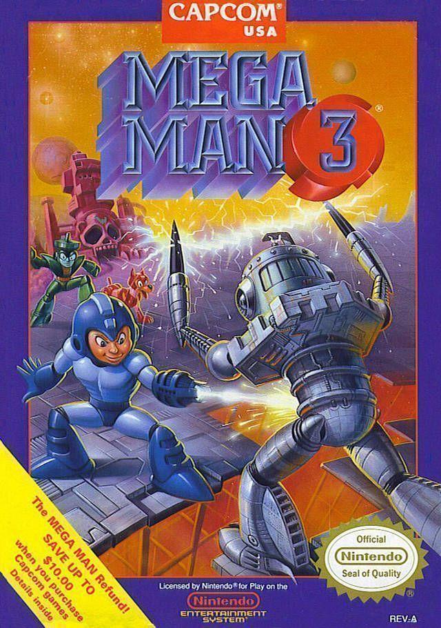 Mega Man 3 [T-Port]