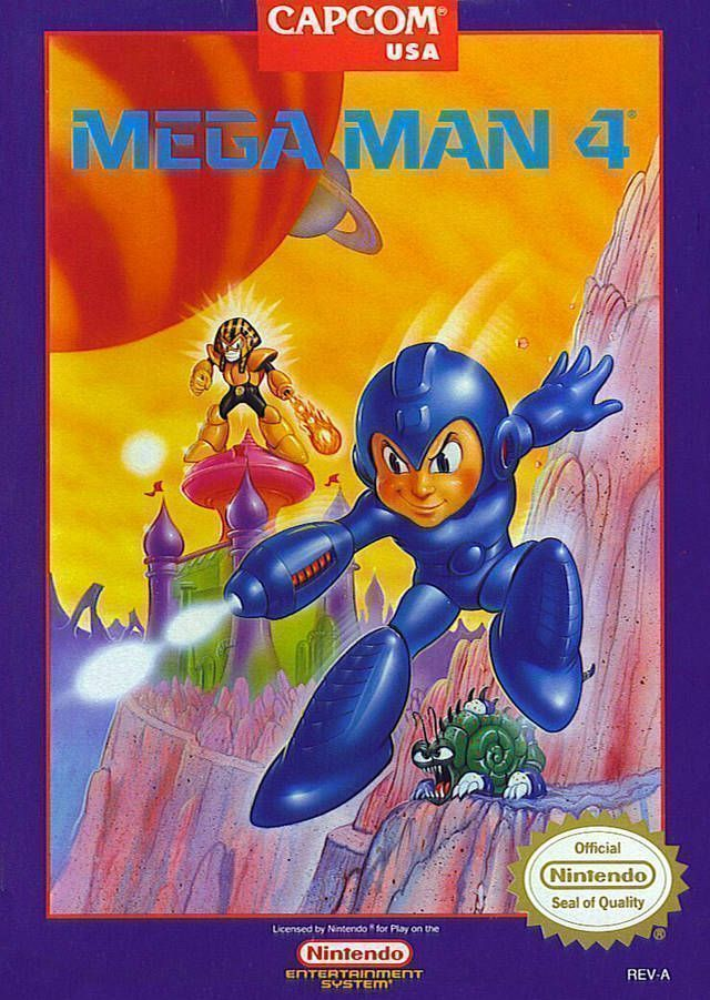 Mega Man 2 ROM - Nintendo (NES) | Emulator Games