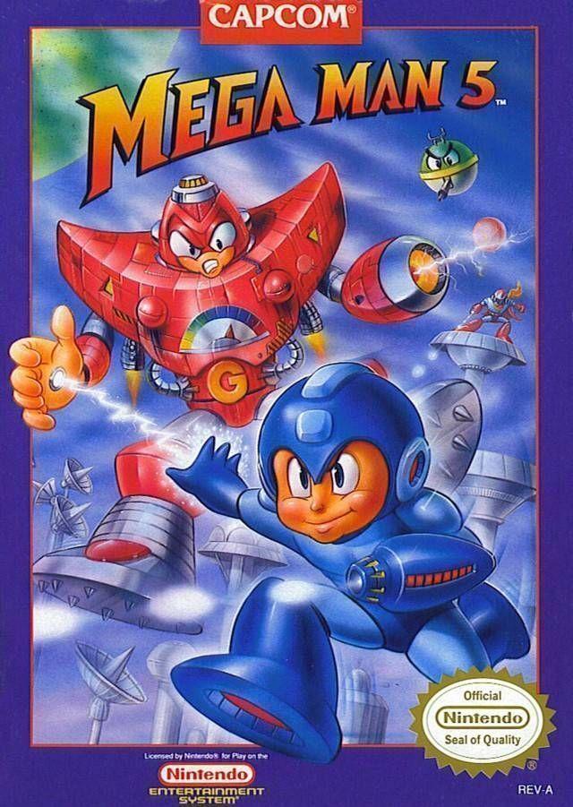Mega Man 5 [h1]
