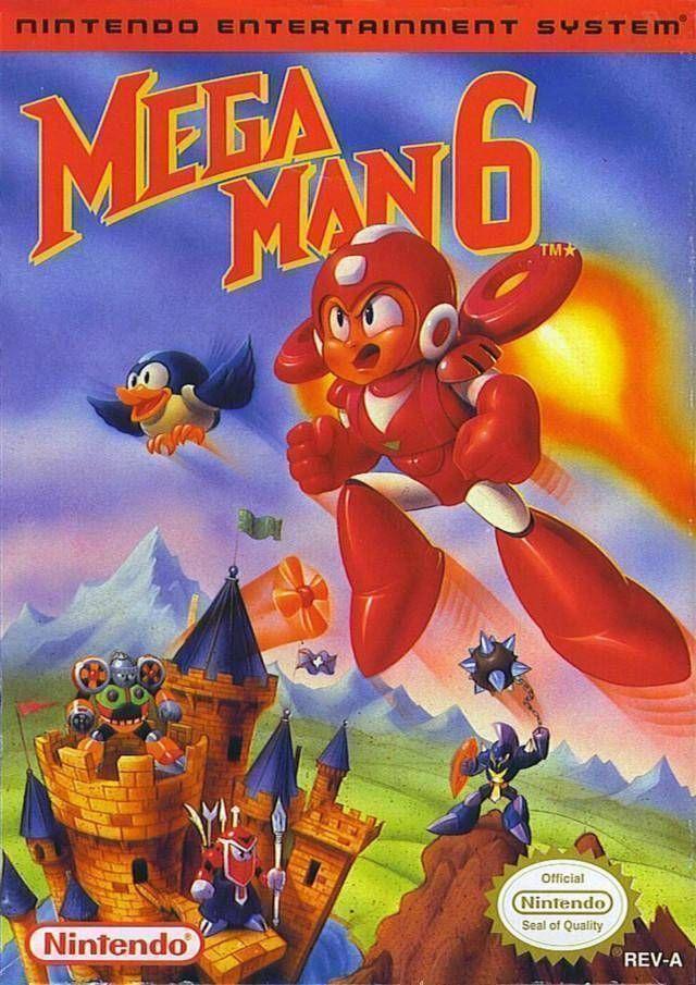 Mega Man 6 [h1]