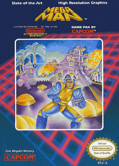 Mega Man In Icarus World (Hack)