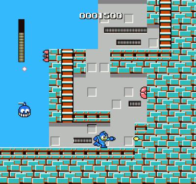Mega Man - Wily's Conquest (Mega Man Hack)