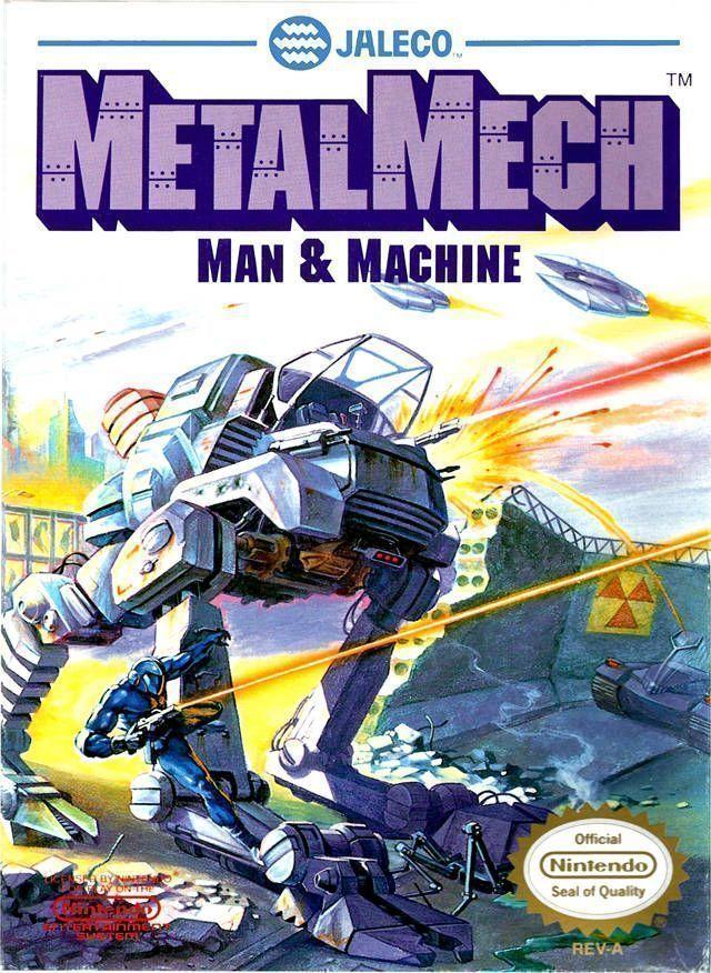 Metal Mech