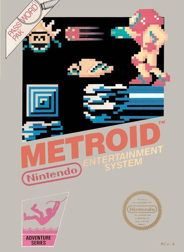 Metroid (Dirty Pair Hack)