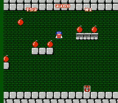 Mighty Bomb Jack [hM00]