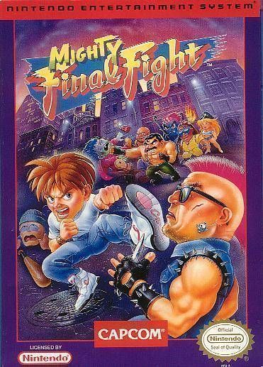Mighty Final Fight [T-French]