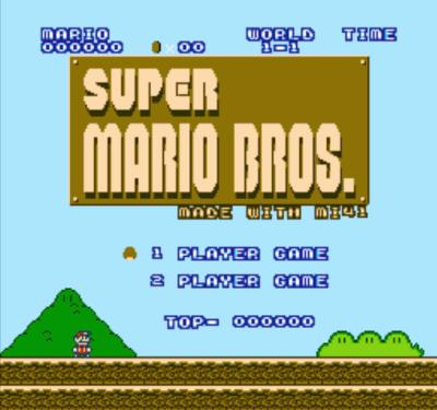 Millenium Mario V1.0 FINAL (SMB1 Hack)
