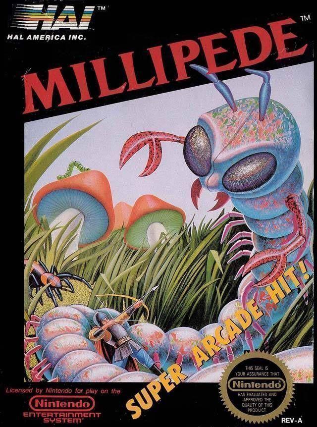 Millipede 2000 (Newer) (Millipede Hack)