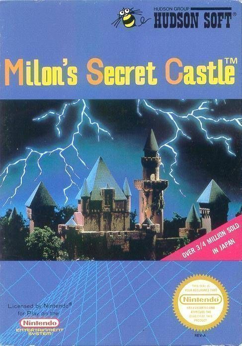 Milon's Secret Castle