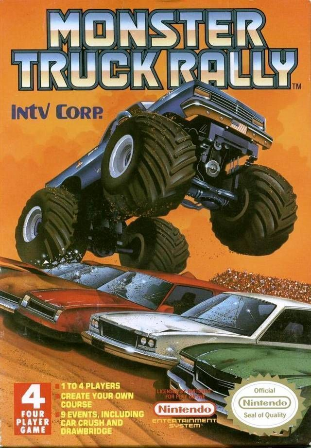 Monster Rally (Russian)