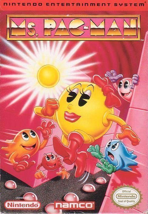 Ms Pac-Man (Namco)