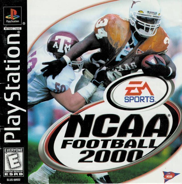 NCAA 2000 (Tecmo Super Bowl Hack)