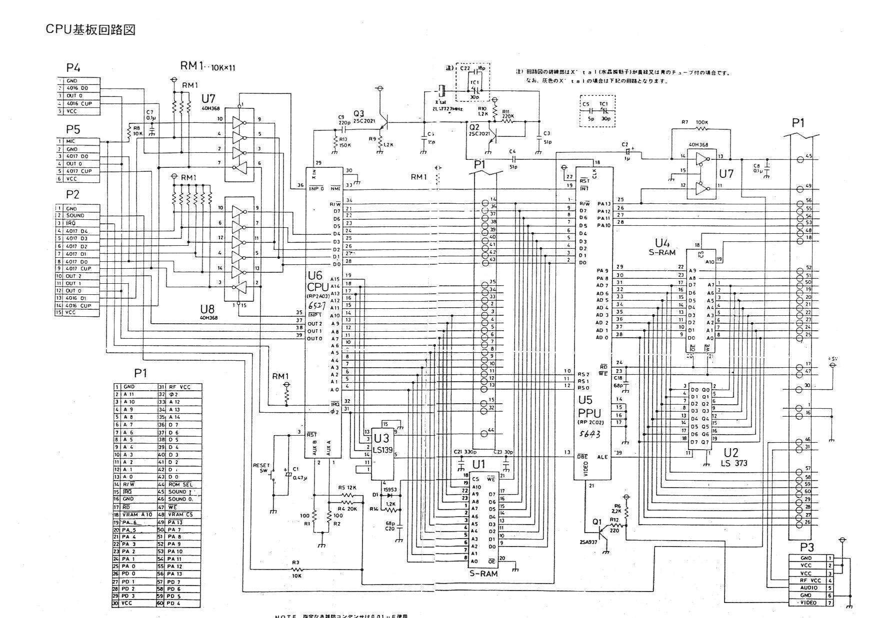 NES Sound Test By Lasse Oorni (Cadaver) (PD)